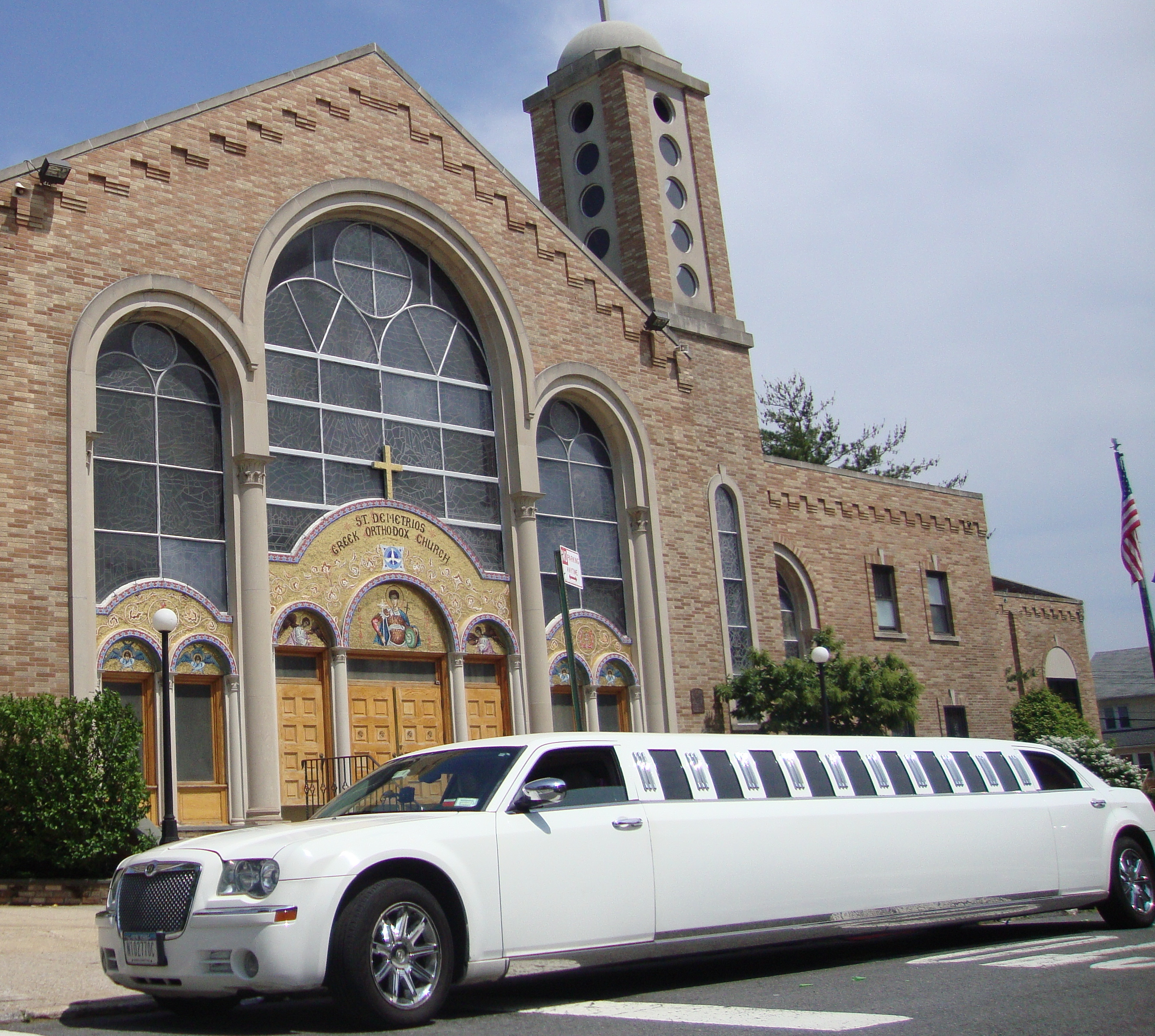 Limos For Weddings NY, New York Wedding Limousine And